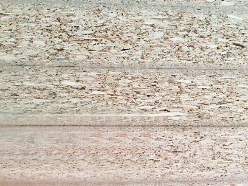 胶合刨花板