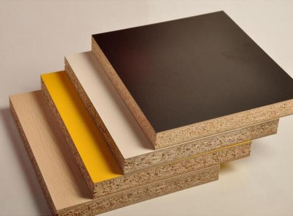 实木刨花板